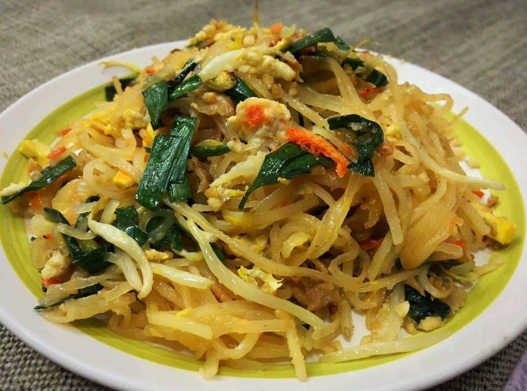 pad thai noodles recipe