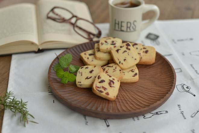 cranberry cookies recipe