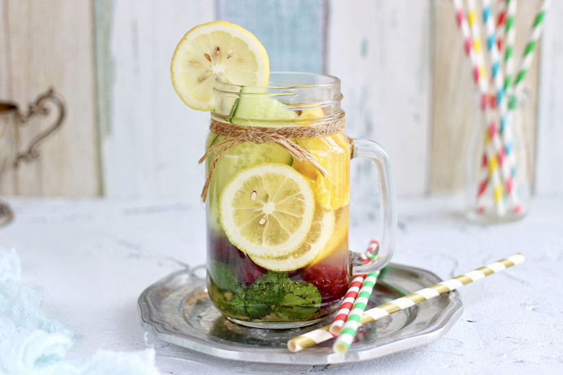 detox vitamin water recipe