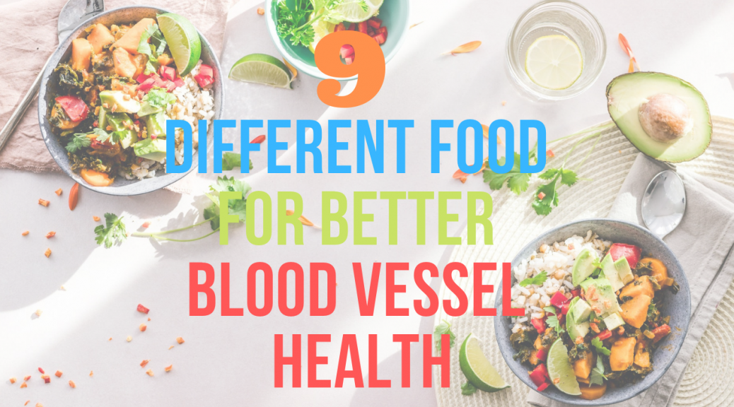 food for better blood vessel health