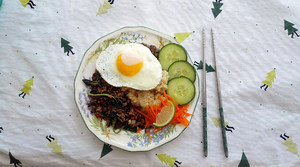 pad kra pow recipe